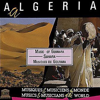 Forskellige kunstner - Algeriet: Sahara-musik af Gourara [CD] USA import