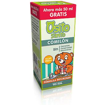 Tongil Teddy Sanito Comilon 200 ml (Infanzia , Alimentazione , Supplementi)