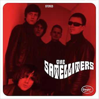Satelliters - Satelliters EP [CD] USA import