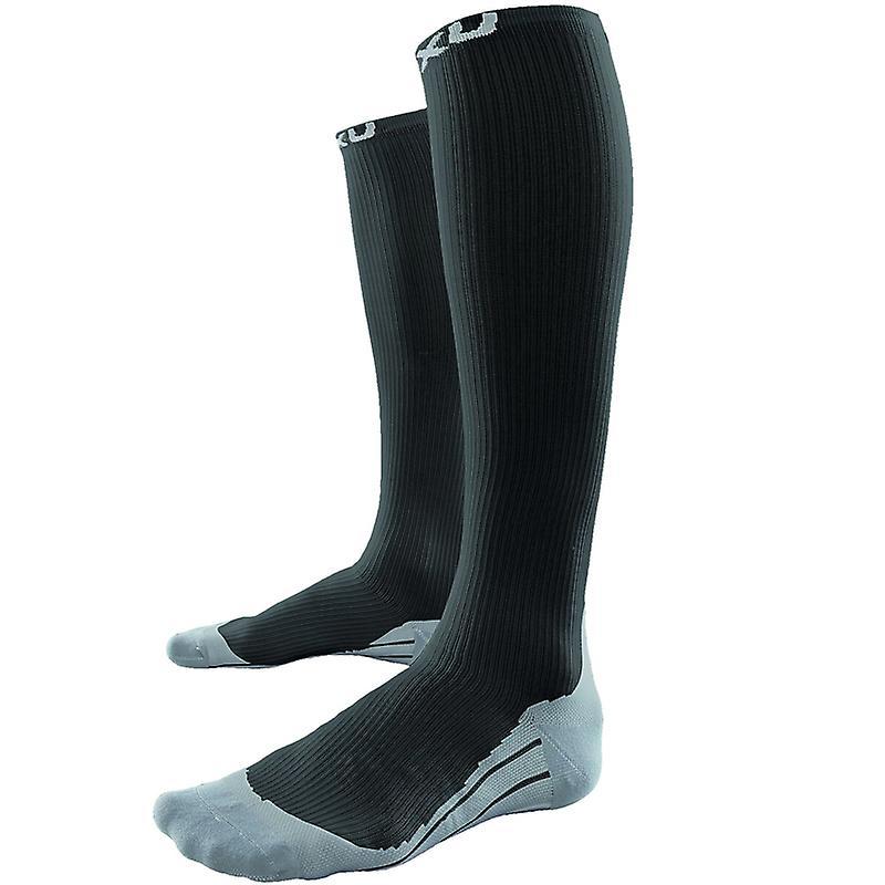 2XU Women Compression Race Sock Black - WA1958e