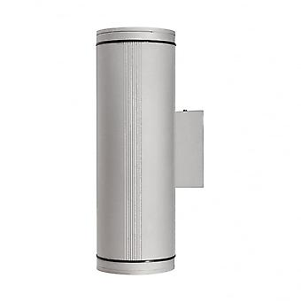 Konstsmide Belluno Wall Light Grey