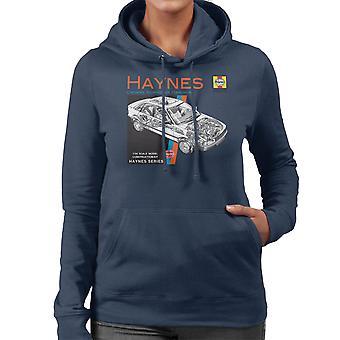 Haynes Besitzer Workshop manuelle 1491 Audi 80 90 Frauen die Kapuzen-Sweatshirt