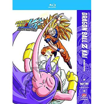 Dragon Ball Z Kai: Los capítulos finales - importación de Estados Unidos parte dos [Blu-ray]