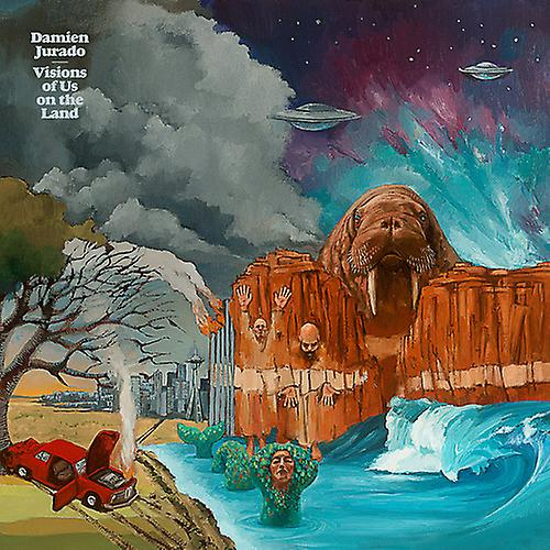 Damien Jurado - Visions of Us on the Land [CD] USA import
