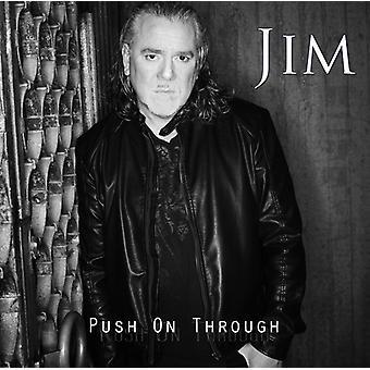 Jim Jidhed - tryk gennem [CD] USA import