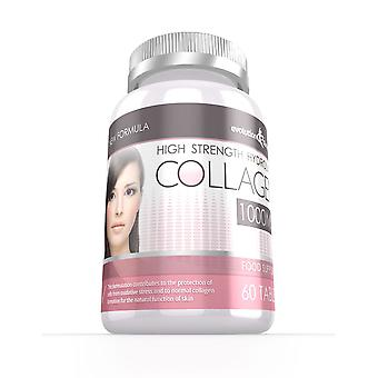 Hydrolysed Collagen High Strength 1,000mg for Hair, Skin & Nails - 60 Tablets - Evolution Slimming