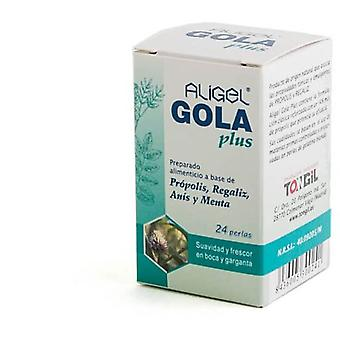 Tongil Gola Plus Aligel 22Perlas (Diet)