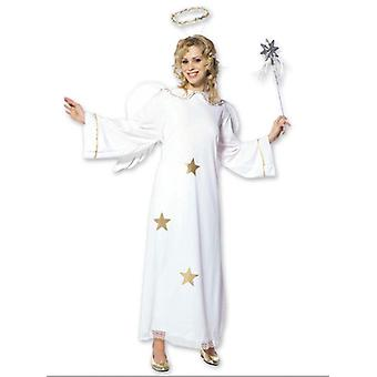 Star Angel Costume (Dress Wings Halo)