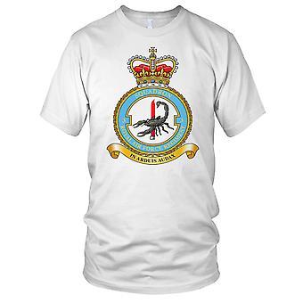 RAF Royal Air Force 3 Regiment Squadron Mens T Shirt