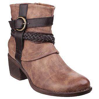 Divaz Vado Zip op ankel støvle