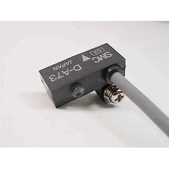 SMC Rail mount reed switch with light inc 0.5m lead