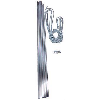 Vango Alloy Corded 8.5mm Tent Pole Set