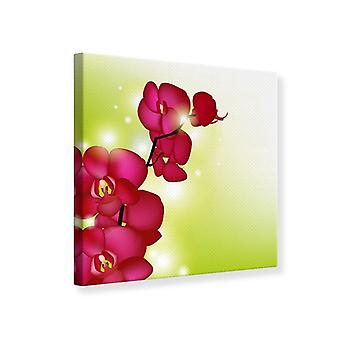 Lærred Print Sanctuary af orkidé