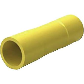 Parallel connector 2.70 mm² 6.60 mm² Insulated Ye