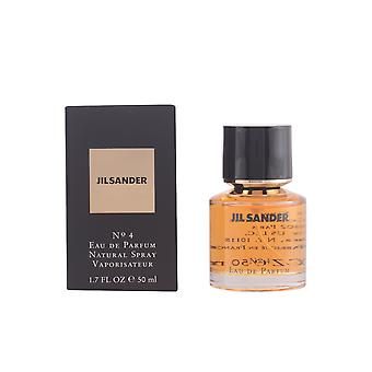 Jil Sander N4 Eau De Parfume Vapo 50ml Womens New Fragrance Perfume Sealed Boxed