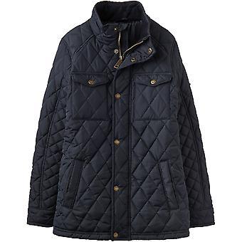 Julios muchachos Stafford clásico acolchado cremallera estilo Biker chaqueta abrigo