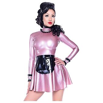Westward Bound Maidservant Latex Rubber Uniform.
