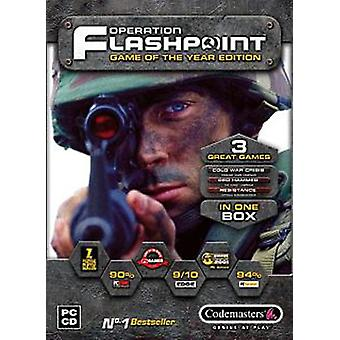 Operation Flashpoint Game of the Year Edition