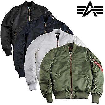 Kurtka Alpha industries MA-1 VF PM