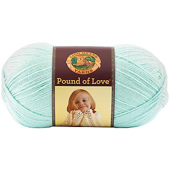 Pound Of Love Baby Yarn-Pastel Green