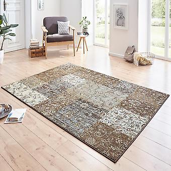 Ontwerper velours tapijt Kirie Brown