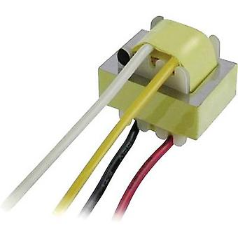 Neutrik NTE1 Audio transformer Impedance: 200 Ω Primary voltage: 1.2 V Content: 1 pc(s)