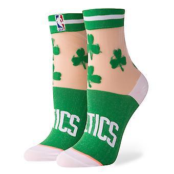 Stance Celtics Anklet NBA Socks - Green
