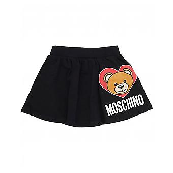 Moschino Heart Toy Bear Logo Skirt
