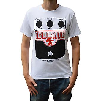 Amplified Kurt Cobain Super Fuzz Crew Neck T-Shirt S
