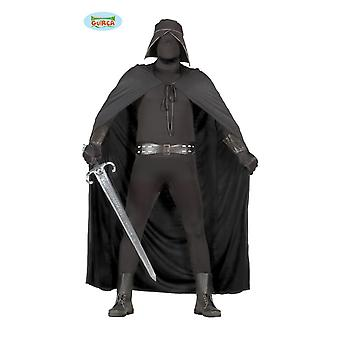 Dark Lord Star costume space Knight Caballero mens one size