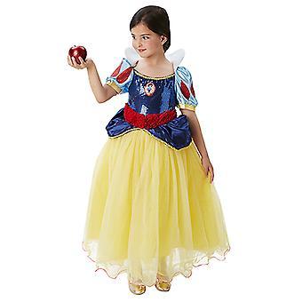 Sneeuwwitje premie prinses jurk luxe prinses kostuum kind