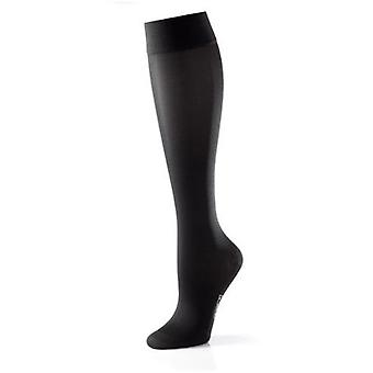 Activa kompression tights Cl1 Stock B/knæ sort 278-2407 ex-lge