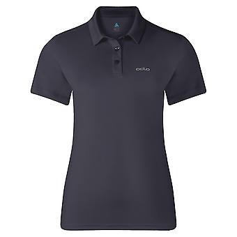 Odlo Womens Cardada Polo Shirt Mens Short Sleeve Tee Top Breathable Lightweight