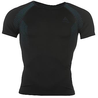 Odlo Mens Essential Training T Shirt Performance Tee Top Short Sleeve