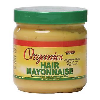 Africa's Best Organics Hair Mayonnaise 255g, 9oz