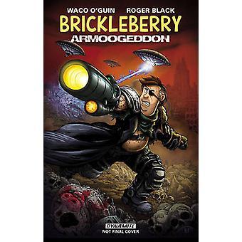 Brickleberry - Volume 1 - Armoogeddon by Frank Forte - Timothy Hopkins