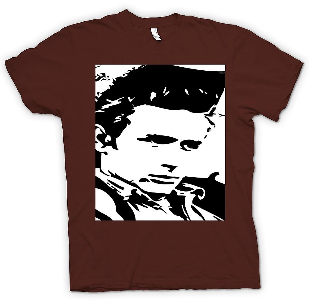 T-shirt homme - James Dean Portrait - Icon - BW