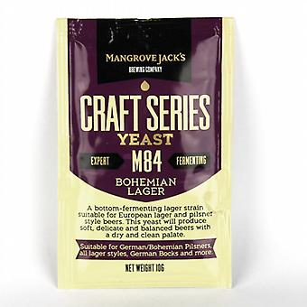 Mangrove Jacks Craft Series M84 Bohemian Lager levure