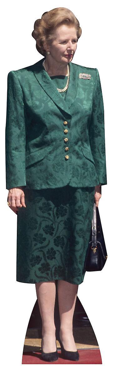 Margaret Thatcher - Lifesize Cardboard Cutout / Standee