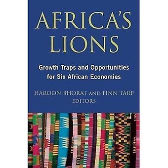 Leones de África: las trampas de crecimiento y oportunidades para las economías africanas seis