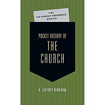 Pocket History of the Church / D. Jeffrey Bingham.