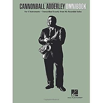 Cannonball Adderley - Omnibook : Pour C Instruments (Jazz Transcriptions)