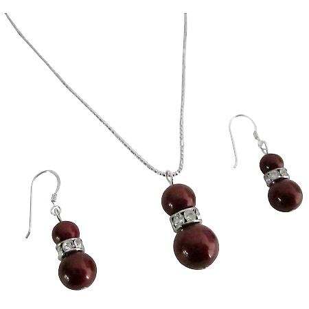 Fascinating Fine Jewelry Wine Pearls Lowest Price For Wedding