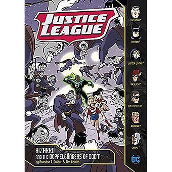 Liga de la justicia: Bizarro y los Doppelgangers de Doom