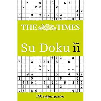 The Times Su Doku Book 11