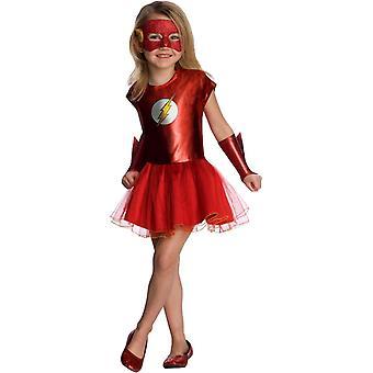 Flash Girls Costume