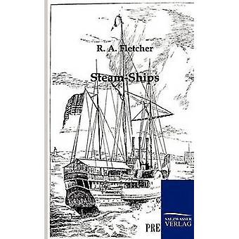 SteamShips by Fletcher & R.A.