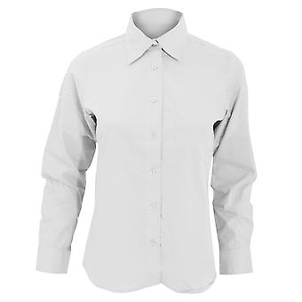 SOLS Womens/Ladies Executive Long Sleeve Poplin Work Shirt
