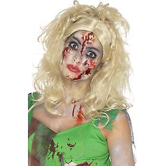 Parrucca fata zombie