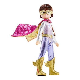 Lottie Doll Superhero Outfit Accessory Set for Dress Up | Doll to Empower Kids
